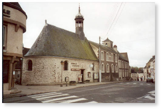 Chapelle St Marc